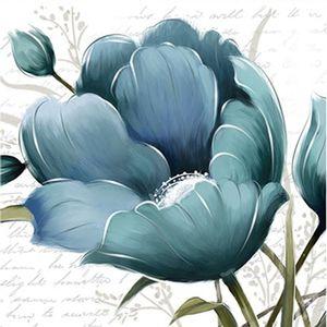 Papel-Decoupage-Arte-Francesa-Litoarte-AFQ-381-21x21cm-Papoulas-Azuis