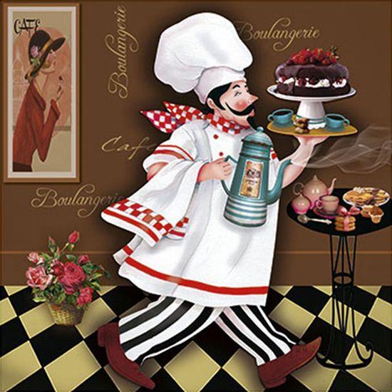 Papel-Decoupage-Arte-Francesa-Litoarte-AFQ-384-21x21cm-Cozinheiro