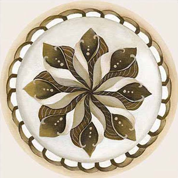 Papel-Decoupage-Arte-Francesa-Litoarte-AFQ-390-21x21cm-Mandala-Flor-Bege