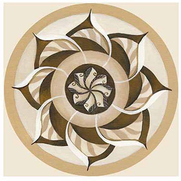 Papel-Decoupage-Arte-Francesa-Litoarte-AFQ-391-21x21cm-Mandala-Bege