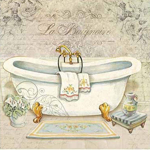 Papel-Decoupage-Arte-Francesa-Litoarte-AFQ-408-21x21cm-Banheira-com-Arabescos