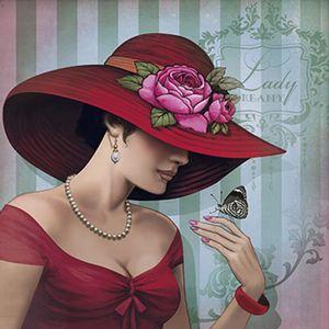 Papel-Decoupage-Arte-Francesa-Litoarte-AFQG-097-307x307cm-Dama-de-Vermelho