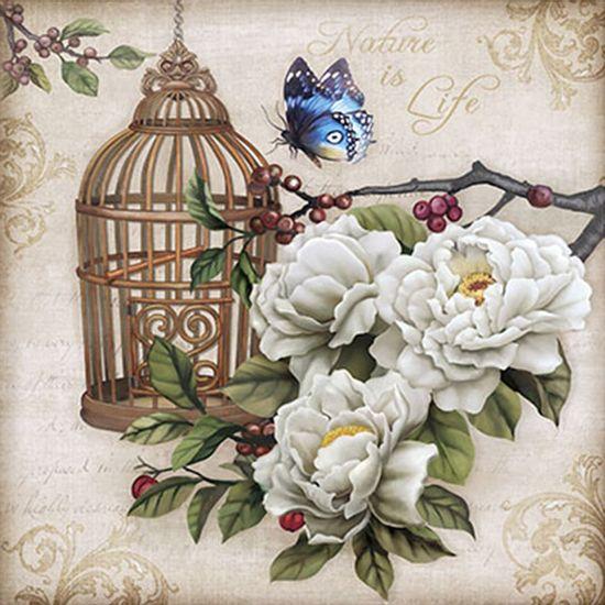 Papel-Decoupage-Arte-Francesa-Litoarte-AFQG-098-307x307cm-Gaiola-e-Borboleta-Azul