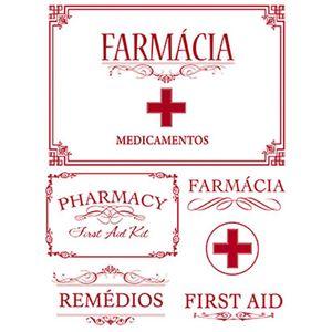Papel-Transfer-Litoarte-218x284cm-PTG-027-Farmacia-Vermelho