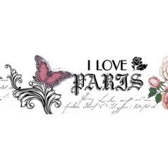 Barra-Papel-Transfer-Litoarte-45x4cm-BPT-IV-011-I-Love-Paris
