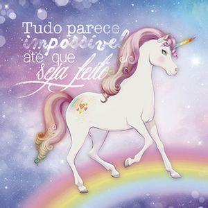 Papel-ScrapDecor-Litoarte-SDSXV-100-Simples-15x15cm-Unicornio-Branco