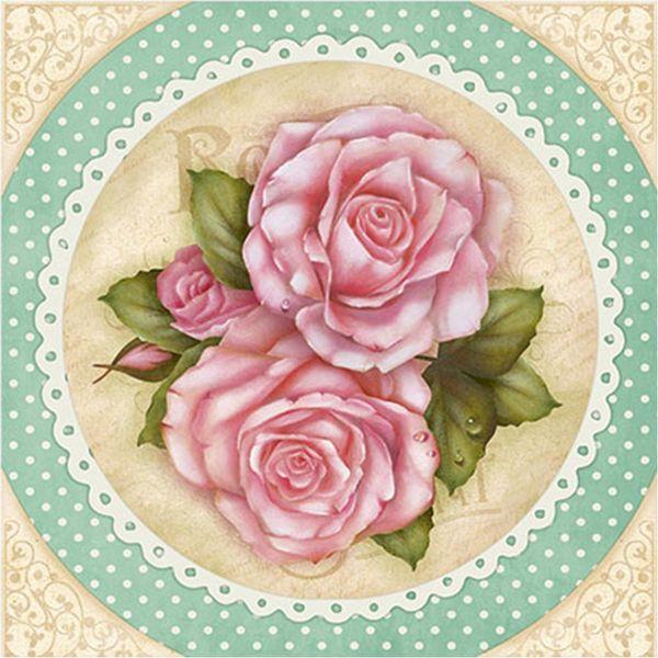 Papel-Decoupage-Adesiva-Litoarte-DA20-075-20x20cm-Rosas-Shabby