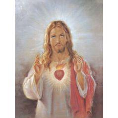 Papel-Decoupage-Arte-Francesa-Litoarte-AFGG-008-45x625cm-Sagrado-Coracao-de-Jesus