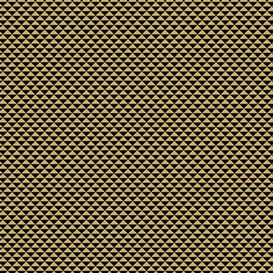 Papel-Scrapbook-Hot-Stamping-Litoarte-SH30-003-30x30cm-Estampa-Geometrica-Dourado-Fundo-Preto