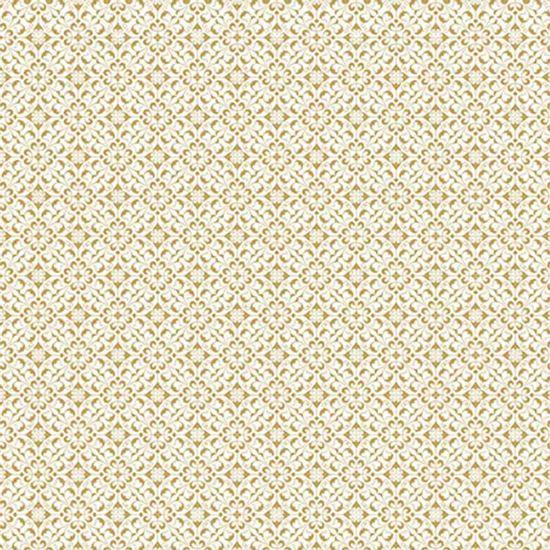 Papel-Scrapbook-Hot-Stamping-Litoarte-SH30-031-30x30cm-Renda-Dourado-Fundo-Branco