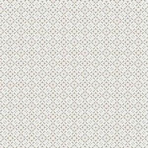 Papel-Scrapbook-Hot-Stamping-Litoarte-SH30-035-30x30cm-Renda-Prata-Fundo-Branco