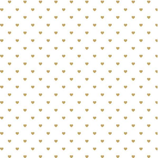 Papel-Scrapbook-Hot-Stamping-Litoarte-SH30-047-30x30cm-Coracoes-Dourado-Fundo-Branco