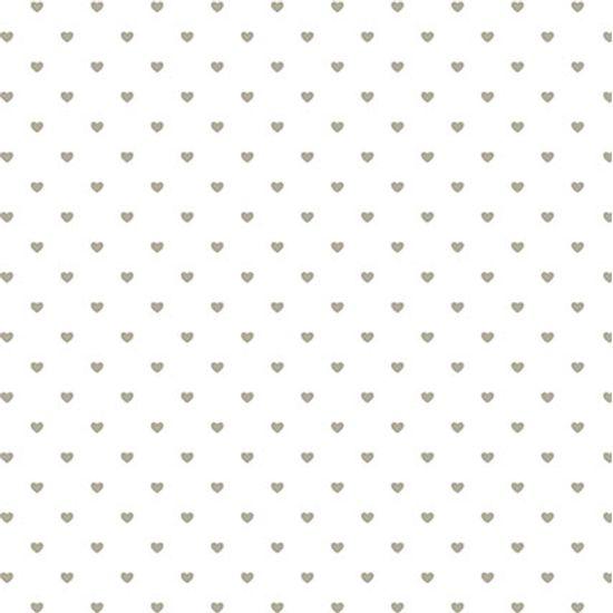 Papel-Scrapbook-Hot-Stamping-Litoarte-SH30-049-30x30cm-Coracoes-Prata-Fundo-Branco