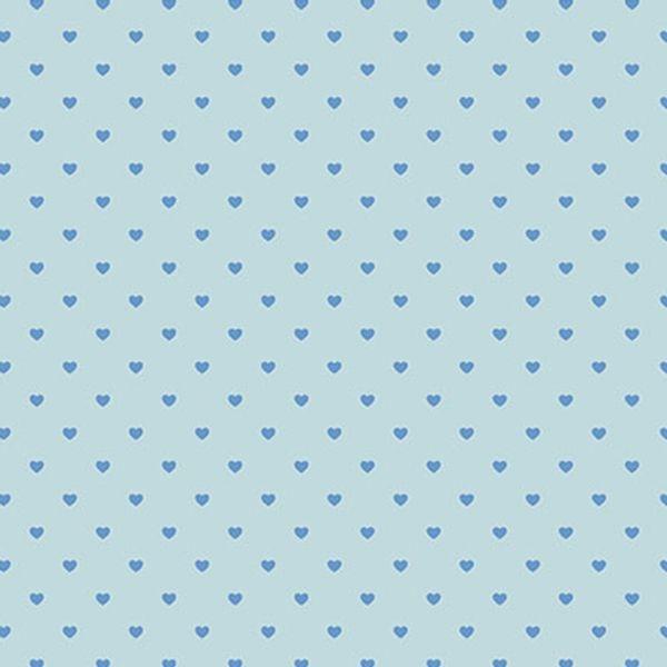 Papel-Scrapbook-Hot-Stamping-Litoarte-SH30-051-30x30cm-Coracoes-Azul