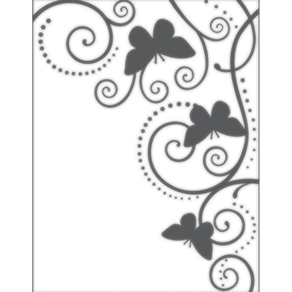 58a8c0f64 Placa para Relevo 2D Elegance Toke e Crie PPR002 10,7x13,9cm ...