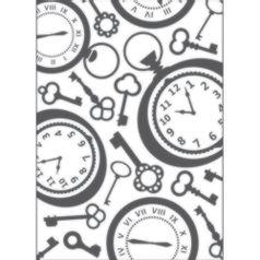Placa-para-Relevo-2D-Elegance-Toke-e-Crie-PPR014-127x177cm-Relogio-Vintage-II
