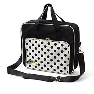 Bolsa-para-Scrap-Media-WER077-43x39x95cm-Vicki-Boutin-Shoulder-Bag-Poa-Preto