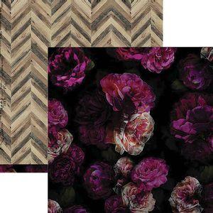 Papel-Scrapbook-WER151-305x305cm-Hawthorne-Flores-Heidi-Swapp