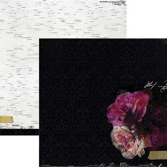 Papel-Scrapbook-WER153-305x305cm-Hawthorne-Meia-Noite-Heidi-Swapp
