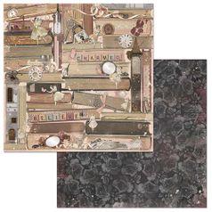 Papel-Scrapbook-WER121-305x305cm-Charmed-Imaginacao-Bo-Bunny