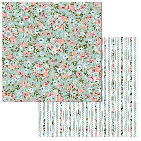 Papel-Scrapbook-WER092-305x305cm-Early-Bird-Estampas-Bo-Bunny