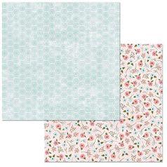 Papel-Scrapbook-WER096-305x305cm-Early-Bird-Fantastico-Bo-Bunny