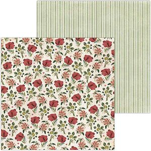 Papel-Scrapbook-WER082-305x305cm-Only-You-Floral-Bo-Bunny