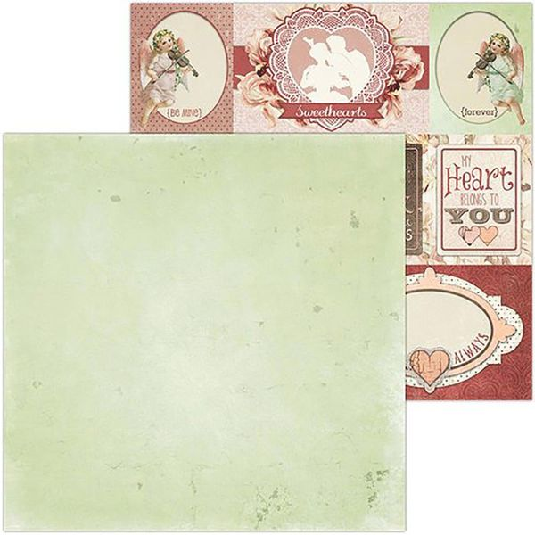 Papel-Scrapbook-WER089-305x305cm-Only-You-Seja-Meu-Bo-Bunny