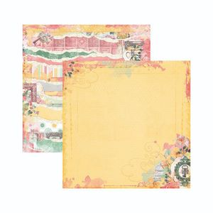 Papel-Scrapbook-WER133-305x305cm-Sunshine-Bliss-Estampas-Bo-Bunny