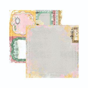 Papel-Scrapbook-WER129-305x305cm-Sunshine-Bliss-Euforia-Bo-Bunny