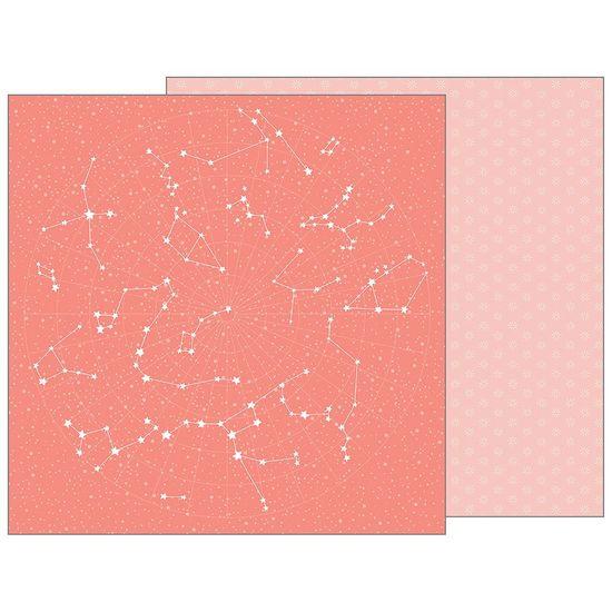 Papel-Scrapbook-WER140-305x305cm-Baby-Girl-Brilho-Bo-Bunny