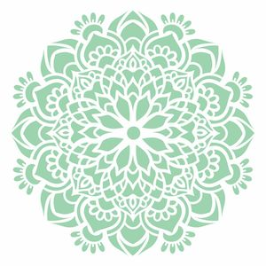 Stencil-OPA-305x305cm-Pintura-Simples-OPA2470-Mandala-Flor-Bauer