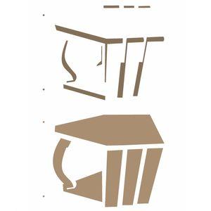 Stencil-Opa-20x25cm-Pintura-Simples-OPA2510-Cesto