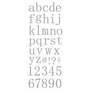 Stencil-Wall-OPA-17x42cm-Pintura-Simples-OPA2505-Alfabeto-Reto-Minusculo
