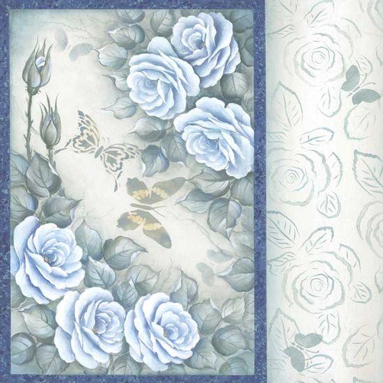 Adesivo-Decoupage-Quadrado-Litocart-LAQ-103-20x20cm-Flores