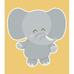 Placa-Decorativa-Litocart-LPMC-132-245x195cm-Elefante
