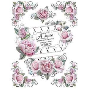 Papel-Transfer-Litoarte-218x284cm-PTG-060-Rosas-Rosa