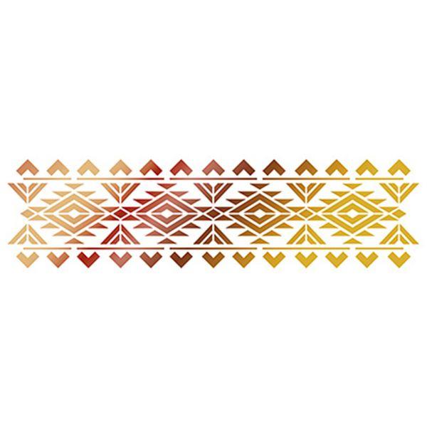 Stencil-Epoca-Litoarte-285x84cm-Pintura-Simples-STE-337-Barrado-Mexicano