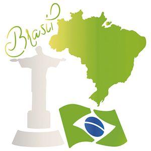 Stencil-Litoarte-10x10cm-Pintura-Simples-STX-348-Brasil-Cristo-Redentor