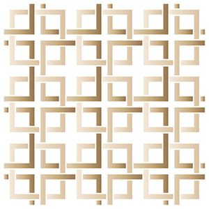 Stencil-Litoarte-20x20cm-Pintura-Simples-STXX-083-Estampa-Geometrica-Quadrados
