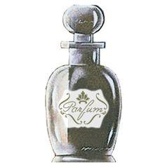 Stencil-Litoarte-25x25cm-Pintura-Sobreposicao-STXXV-003-Vidro-de-Perfume