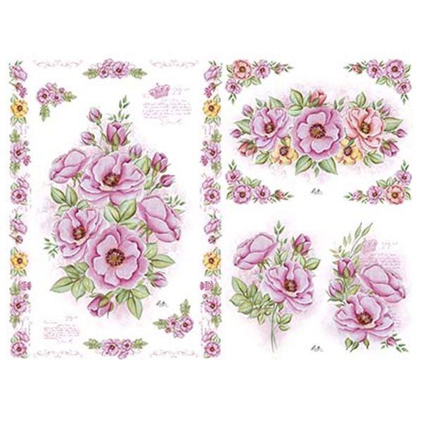 Papel-Decoupage-Litoarte-SPL1-003-473x338cm-Rosa-Silvestre-by-Lili-Negrao