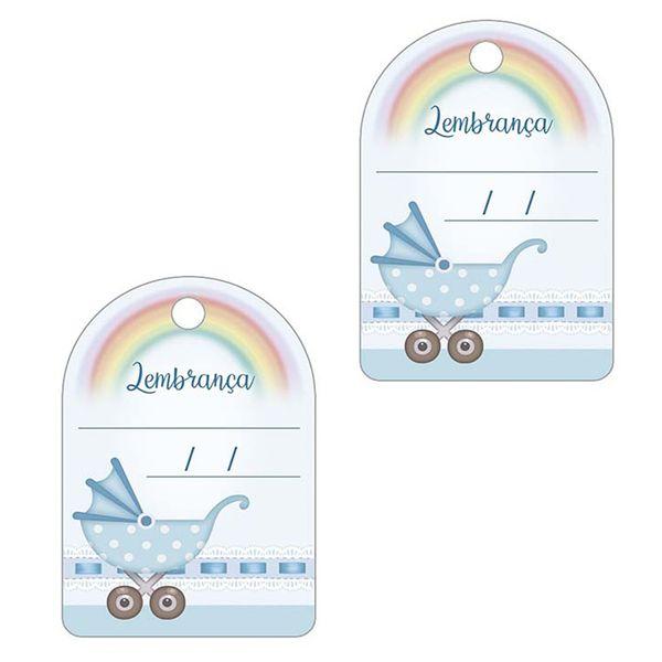 Aplique-Decoupage-Litoarte-APM4-339-em-Papel-e-MDF-4cm-Lembranca-Carrinho-de-Bebe-Masculino