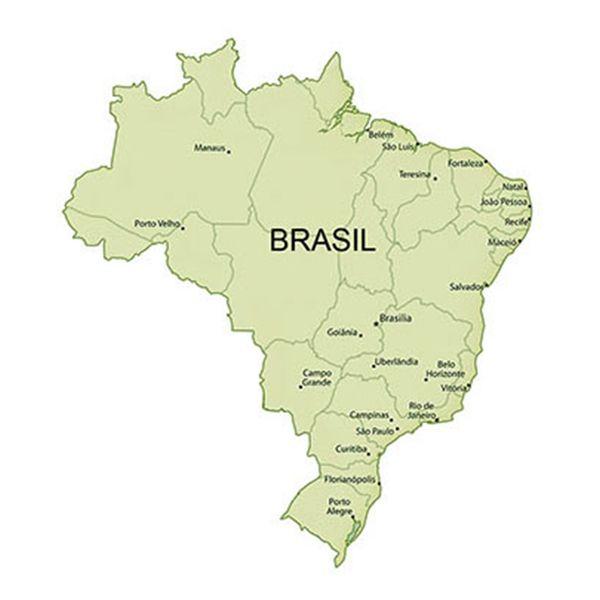 Aplique-Decoupage-Litoarte-APM8-1057-em-Papel-e-MDF-8cm-Mapa-do-Brasil