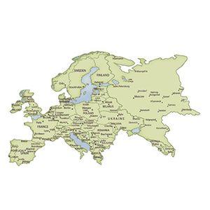 Aplique-Decoupage-Litoarte-APM8-1060-em-Papel-e-MDF-8cm-Mapa-da-Europa