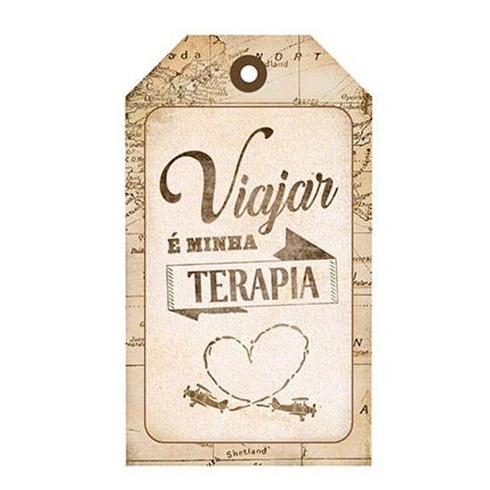 Aplique-Decoupage-Litoarte-APM8-1065-em-Papel-e-MDF-8cm-Tag-Viajar-e-Terapia