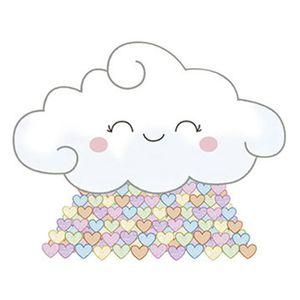 Aplique-Decoupage-Litoarte-APM8-1066-em-Papel-e-MDF-8cm-Nuvem-e-Chuva-de-Coracoes