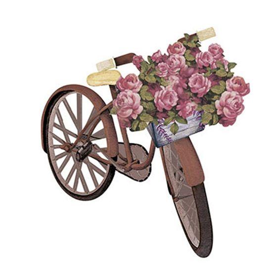 Aplique-Decoupage-Litoarte-APM8-1068-em-Papel-e-MDF-8cm-Bicicleta-com-Rosas