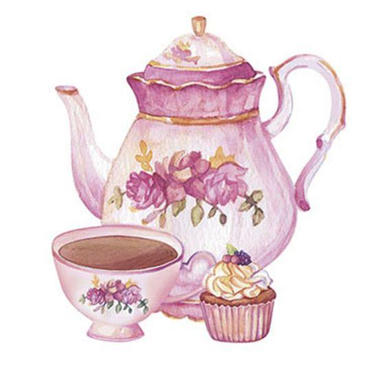 Aplique-Decoupage-Litoarte-APM8-1071-em-Papel-e-MDF-8cm-Bule-Xicara-e-Cupcake