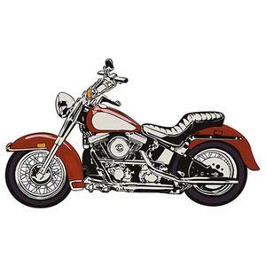 Aplique-Decoupage-Litoarte-APM8-956-em-Papel-e-MDF-8cm-Moto-Vermelha